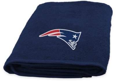 NFL New England Patriots Bath Towel