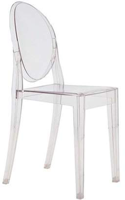 clear Fine Mod Imports Side Chair in