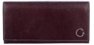 Gucci Leather G Continental Wallet