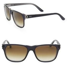 Cartier Essentiel Rectangular Sunglasses