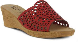 Spring Step Martha Wedge Sandal - Women's