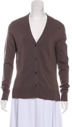 360 Cashmere Cashmere Long Sleeve Cardigan