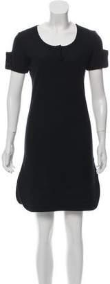 Karl Lagerfeld Wool Mini Dress w/ Tags