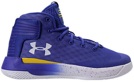 Boys' Preschool Curry 3Zero Basketball Shoes, Blue