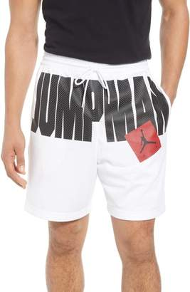 Nike JORDAN Jumpman Air Mesh Shorts