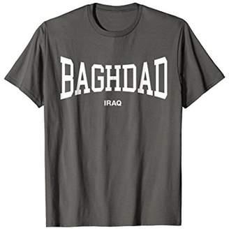 Baghdad Vintage Retro Sports Baghdad Gift T-Shirt