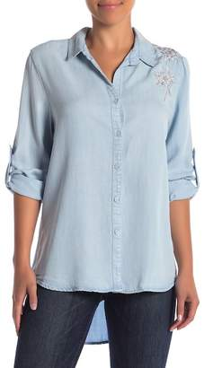 Velvet Heart McKenna Button Down Shirt