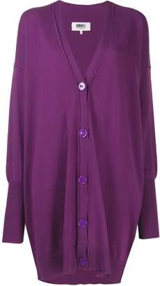 MM6 MAISON MARGIELA oversized cardigan