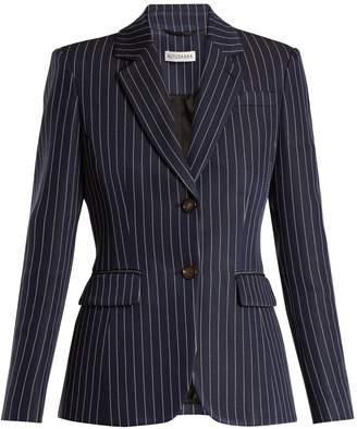 Altuzarra Fenice single-breasted pinstriped blazer