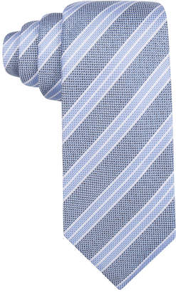 Tasso Elba Men's Palermo Stripe Tie, Only at Macy's $59.50 thestylecure.com