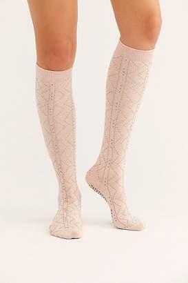 Tavi Noir Jane Studded Knee-High Grip Sock