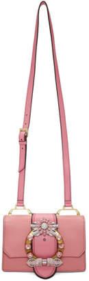 Miu Miu Pink Miu Lady Bag