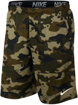 """Nike Men's Dry Camo-Print 9"""" Shorts"""
