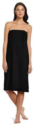 Design Imports Women's Shower Wrap, Regular-Sized, Polyester, Multiple Colors/Sizes