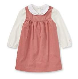 Polo Ralph Lauren Bodysuit & Corduroy Dress Set(6-24 Months)