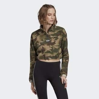 adidas Half-Zip Sweater