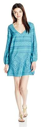 Roxy Junior's April Morning Long Sleeve Dress