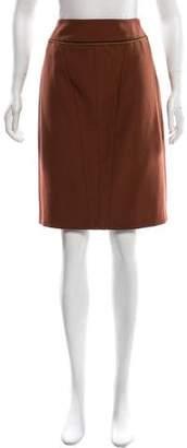 Blumarine Knee-Length Pencil Skirt