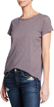 Rag & Bone The Tee Classic Cotton Crewneck Shirt