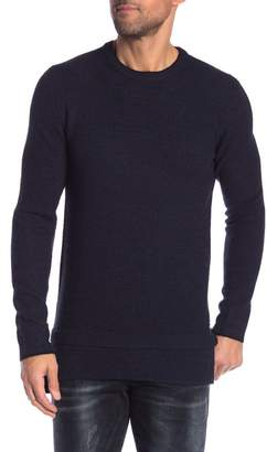 Scotch & Soda Marled Crew Neck Sweater