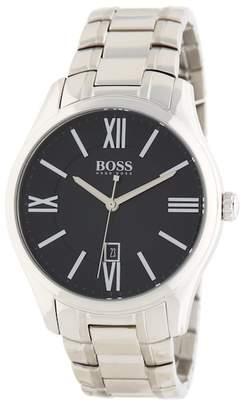 BOSS Men's Ambassador Bracelet Watch, 43mm