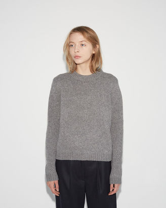 Acne Studios Saidy Wool Pullover $310 thestylecure.com