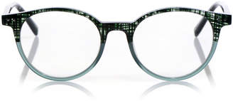 Eyebobs Case Closed Plaid Acetate Reading Glasses