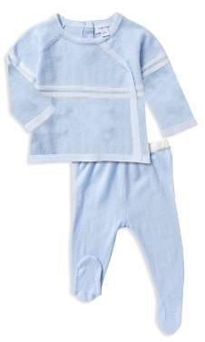 Angel Dear Boys' Shirt & Footie Pants Take Me Home Set - Baby