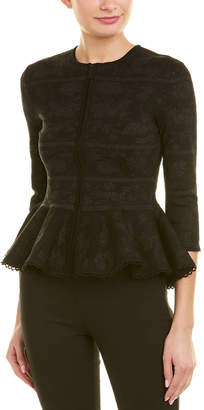 Carolina Herrera Wool-Blend Cardigan