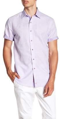 Robert Graham Cyprus Short Sleeve Classic Fit Woven Shirt