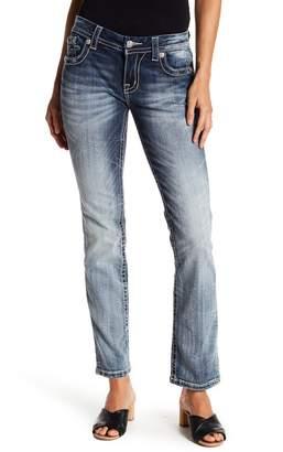 Miss Me Easy Straight Leg Jeans