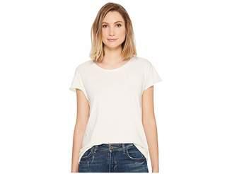 Alternative Distressed Rocker Tee Women's T Shirt
