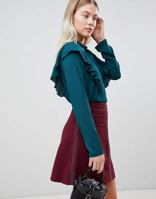 Ditte Jdy Frill Side Blouse
