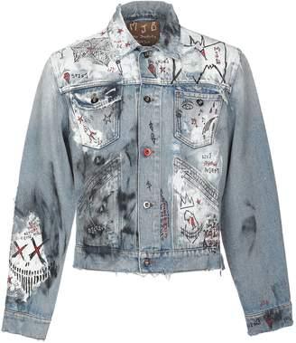 Burton MJB MARC JACQUES Denim outerwear - Item 42698778XB