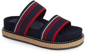 Mae Alias Jenna Platform Slide Sandal
