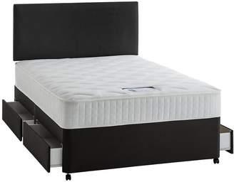 Silentnight Mirapocket Mia 1000 Pocket Memory Divan Bed With Storage Options
