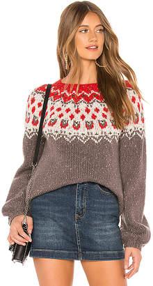 Mes Demoiselles Charlene Knitted Sweater