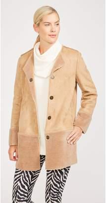 J.Mclaughlin Carson Faux Shearling Coat