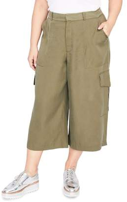Rachel Roy Crop Cargo Pants