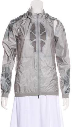 Nike Zip-Up Hooded Jacket