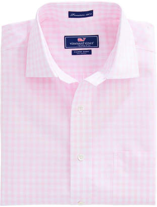 Vineyard Vines Tamarind Gingham Cooper Shirt