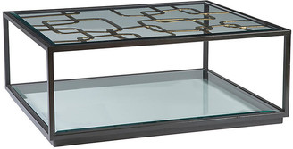 Artistica Moxie Coffee Table - Antiqued Black