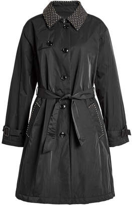 Moschino Belted Trench Coat
