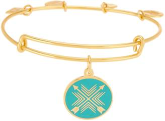Alex and Ani Arrows of Friendship Charm Bangle - Best Buddies