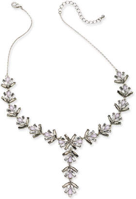 """INC International Concepts I.n.c. Multi-Stone Y Necklace, 19"""" + 3"""" extender, Created for Macy's"""