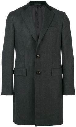Caruso single breasted coat