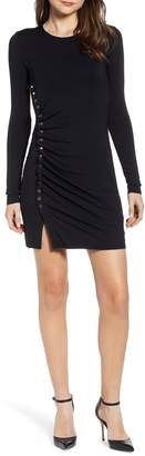 Bailey 44 Radiate Stud Detail Body-Con Dress