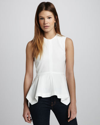 Elizabeth and James Peplum Top