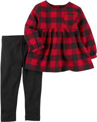 Carter's Little Girls' Toddler 2-Piece Outfit