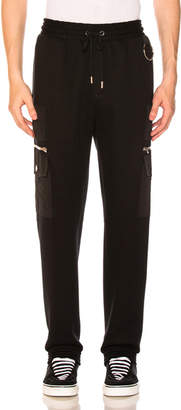 Givenchy Cargo Pocket Pants